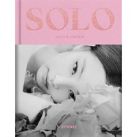BLACKPINK - JENNIE [SOLO] PHOTOBOOK [SPECIAL EDITION] + плакат + доп. оф. карта