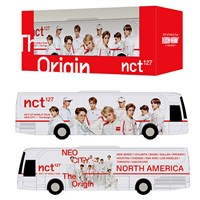 [Пред заказ] NCT 127 MINIATURE NEO CITY TOUR BUS