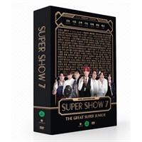 [Под заказ] Super Junior - THE GREAT SUPER JUNIOR WORLD TOUR SUPER SHOW 7 [2DISC]