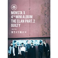 [Под заказ] MONSTA X - THE CLAN 2.5 PART.2 GUILTY
