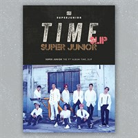 [Под заказ] Super Junior - Time_Slip + плакат