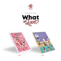 TWICE - WHAT IS LOVE? + предзаказные карты